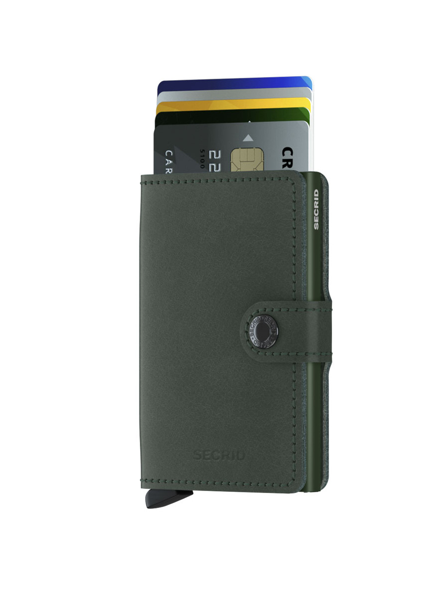 Miniwallet Original Green (4)