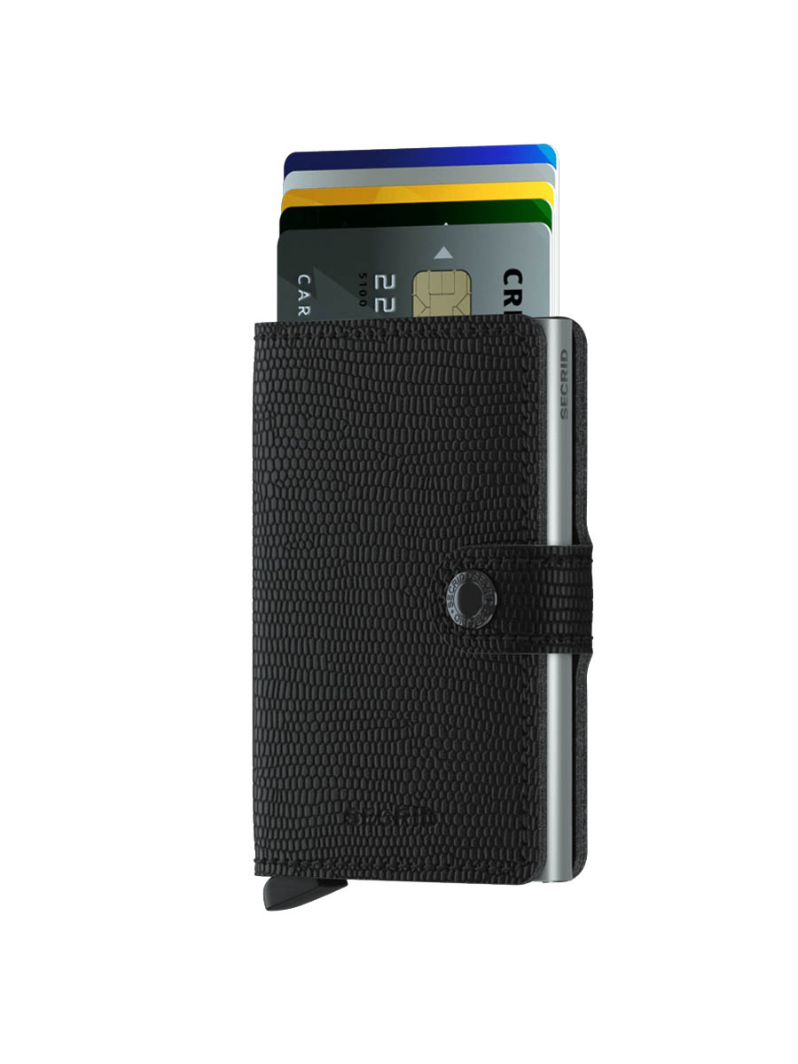 Secrid_Miniwallet-Rango_Black_Front_Cards