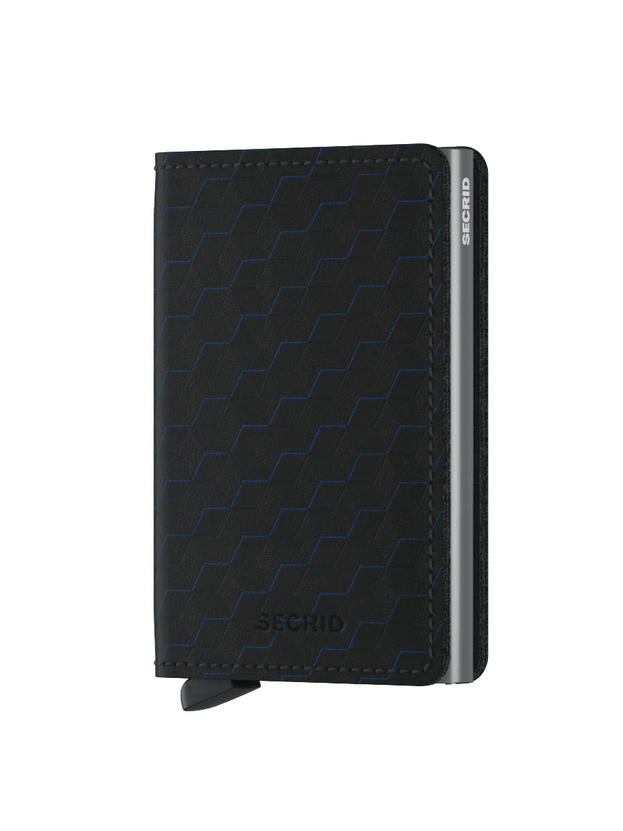 Secrid_Slimwallet_Optical_Black-Titanium_Front